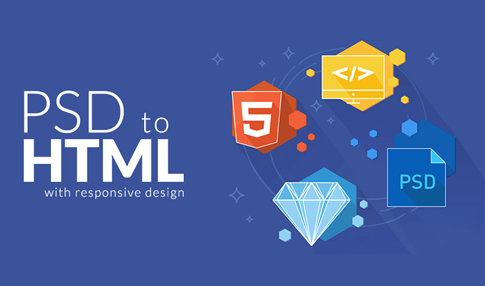 5 Most Workable Steps to Convert PSD to HTML5