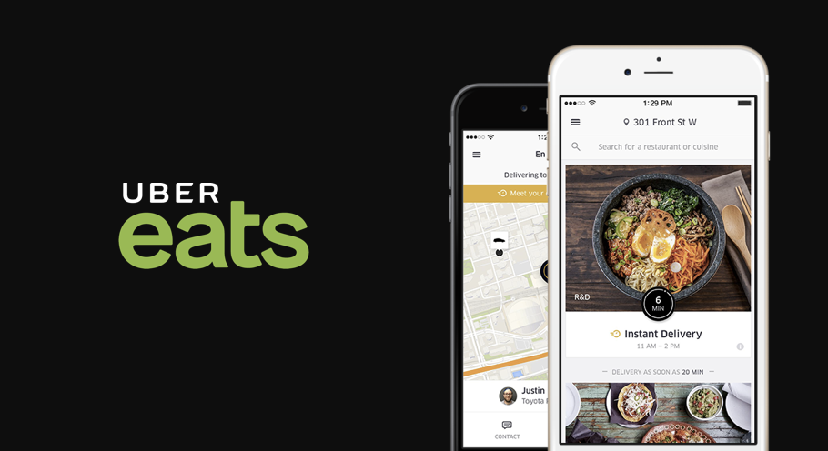 Developing an On-Demand Food Delivery App Like UberEats