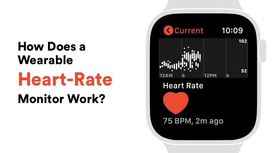 How Does A Wearable Heart Rate Monitor Works