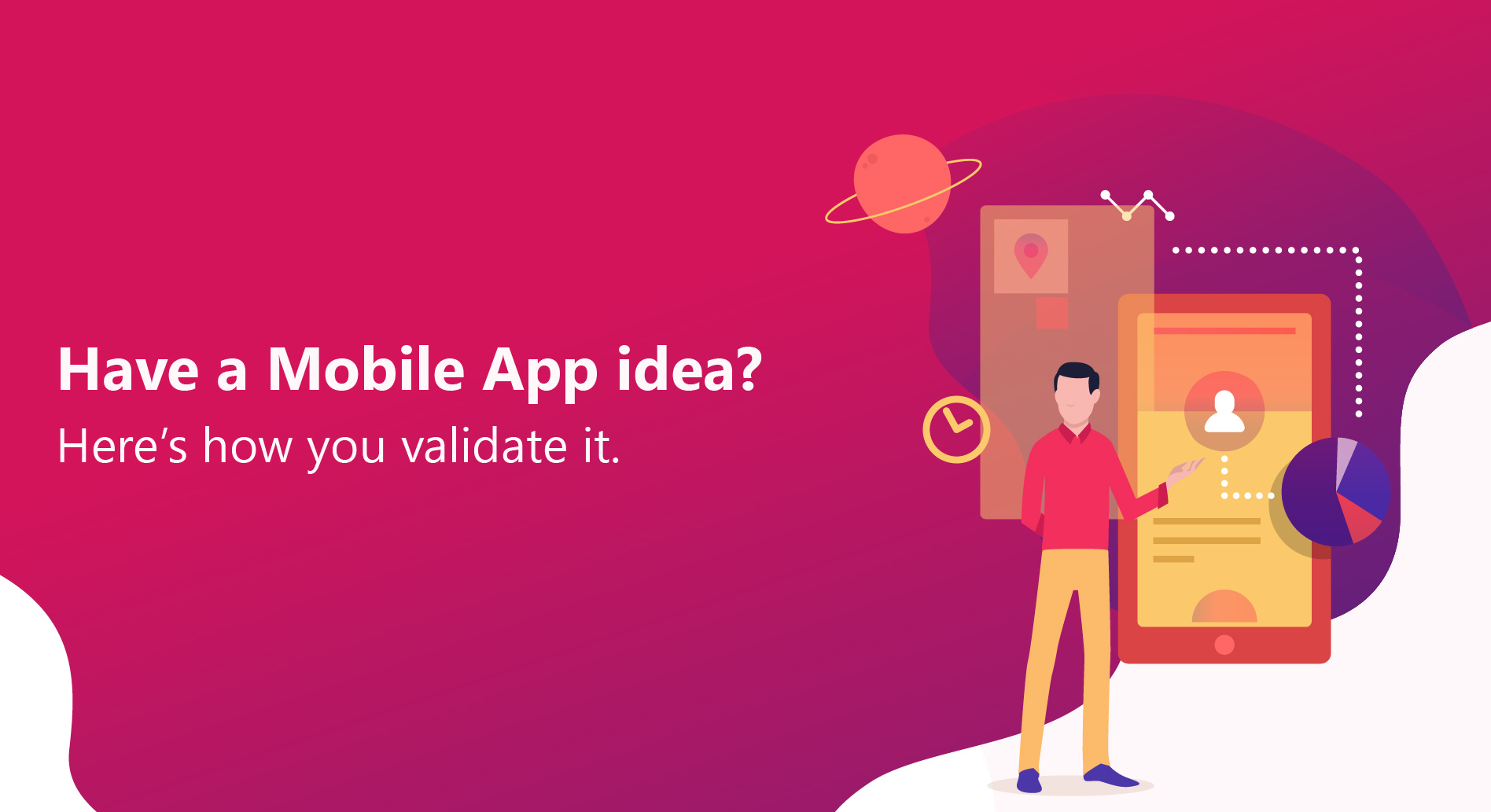 have a mobile app