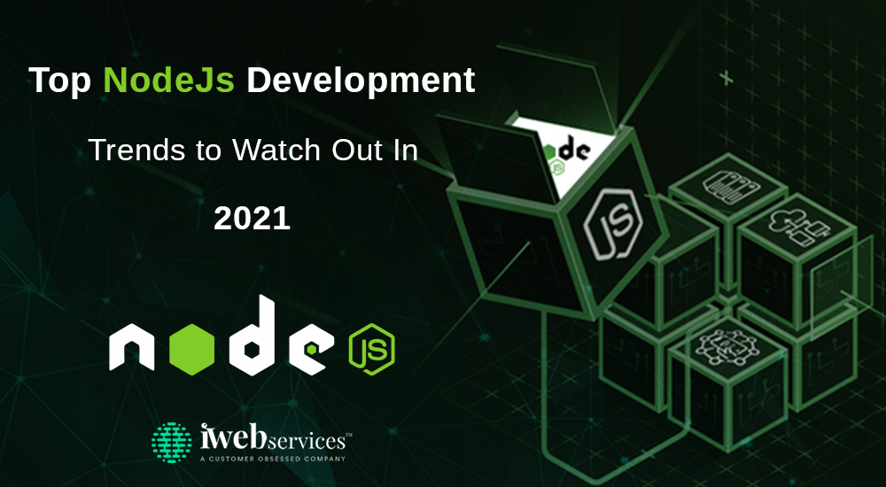 Top Node.js Development Trends to Watch Out in 2021
