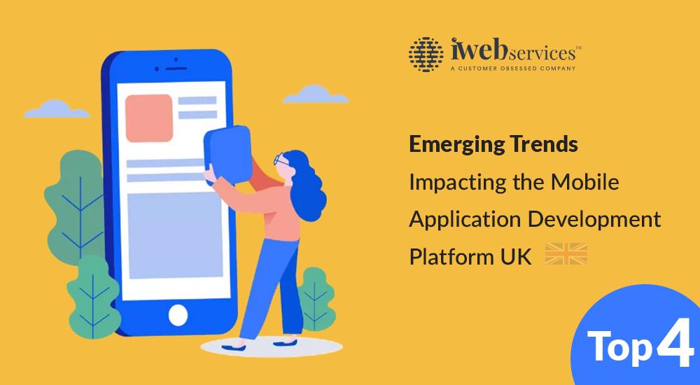 Emerging Trends Impacting the Mobile Application Development Platform UK iWebServices