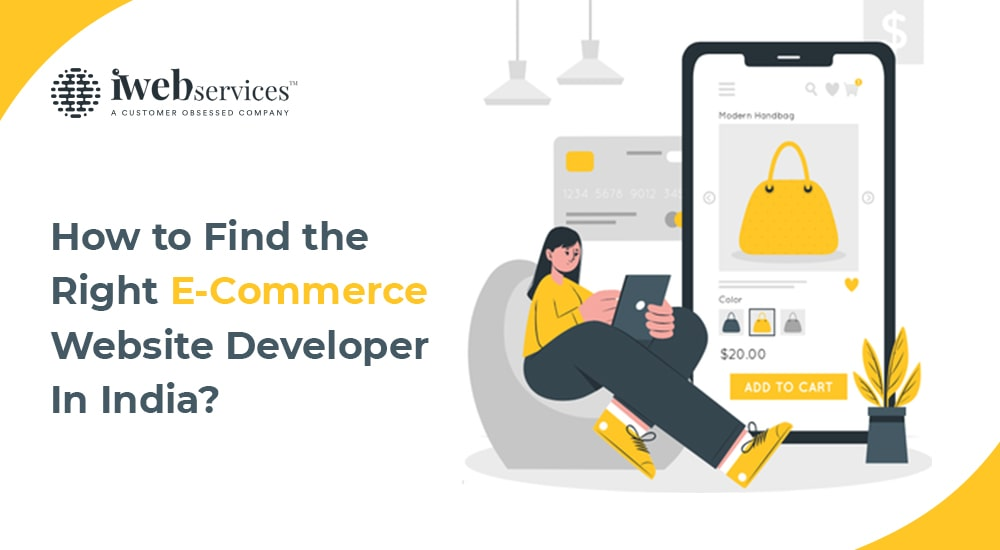 How to Find the Right eCommerce Website Developer in India