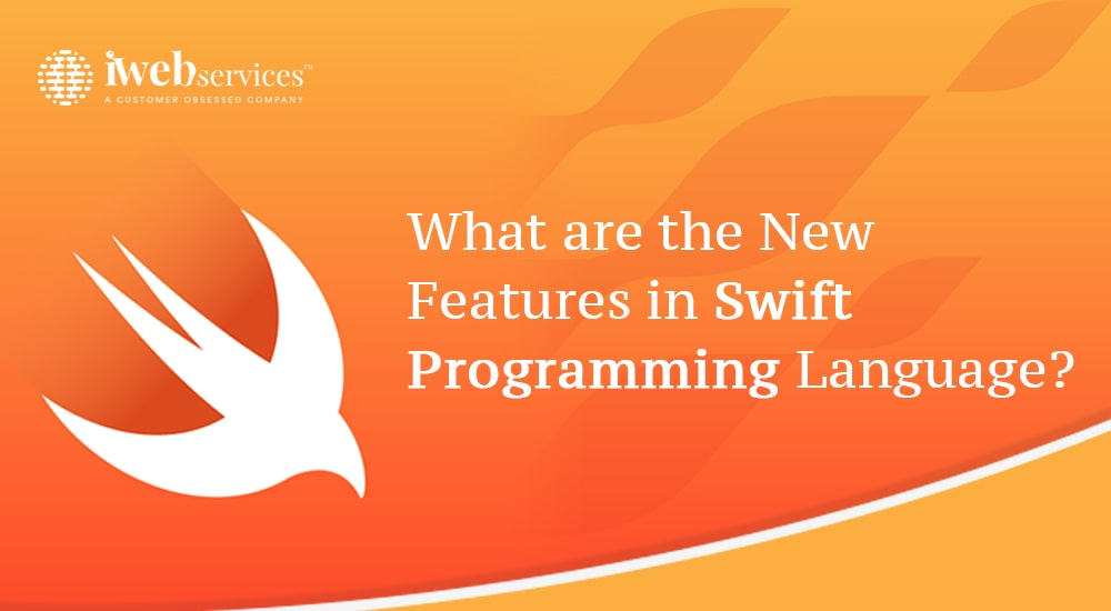What are the new features in swift programming language