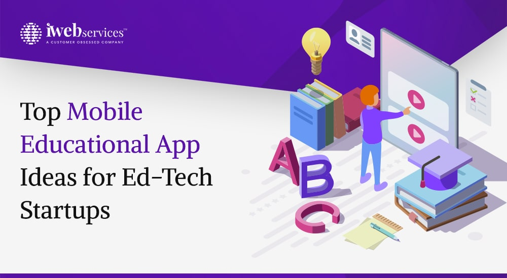 Top mobile educational app ideas for startups