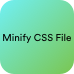 minify-css-file